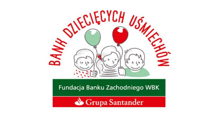 Logo Banku Dziecięcych Uśmiechów