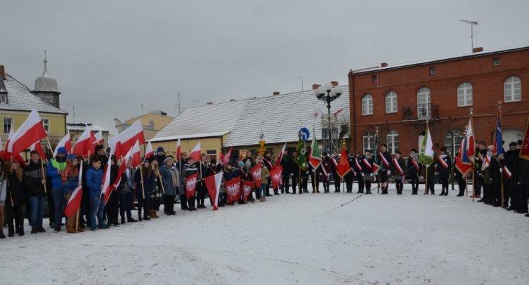 4 stycznia 2019 roku w Barcinie - fot. Grzegorz Smoliński