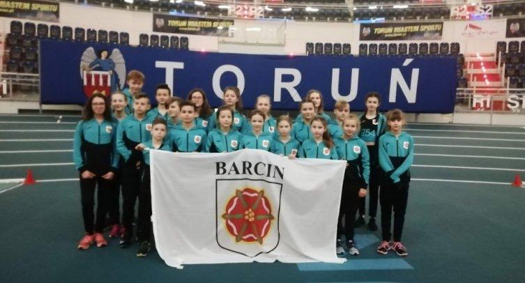 Barcińska sekcja lekkoatletyczna w Toruniu – fot. Wioletta Jankowska