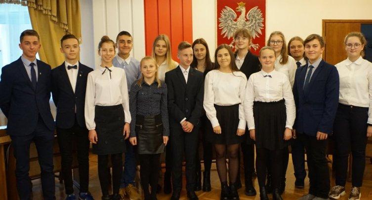 Inauguracyjna sesja młodzieży