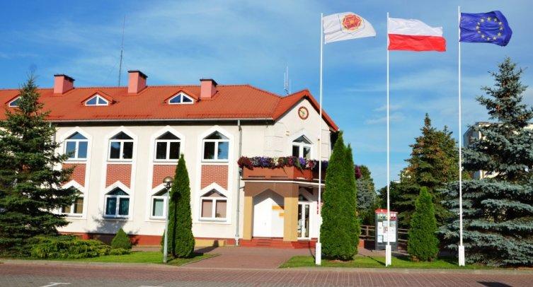 Urząd Miejski w Barcinie fot. Grzegorz Smoliński