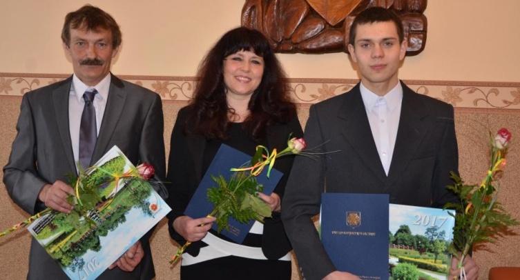 Piotr, Teresa i Daniel Kowalscy - fot. Grzegorz Smoliński