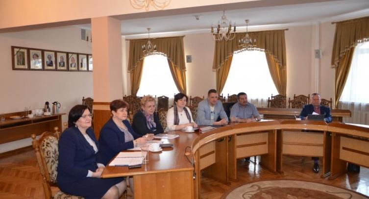 Komitet ds. rewitalizacji w Barcinie - fot. Jarosław Drozdowski