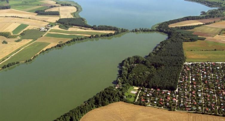 Jeziora Kierzkowskie i Wolickie - fot. Roman Koliński